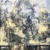 Landschaft, Abstrakte kunst, Gemälde abstrakt, Moderne kunst