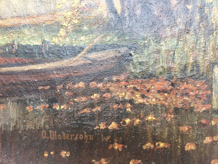 Pinnwand, Moor, Landschaft