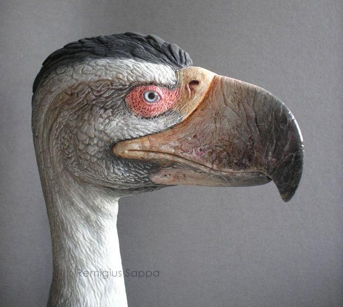 Vogel, Kopf, Schnabel, Plastik