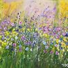 Frühling, Luxembourg, Pfaffenthal naturnahen, Blumen