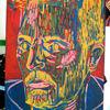Van gogh, Menschen, Portrait, Kopf