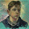 Gesicht, Mann, Malerei, Junge