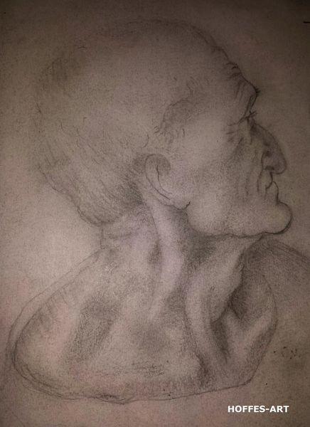 Portrait, Skizze, Zeichnung, Bleistiftzeichnung, Leonardo da vinci, Zeichnungen