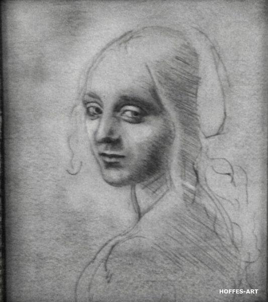 Portrait, Zeichnung, Skizze, Leonardo da vinci, Bleistiftzeichnung, Zeichnungen