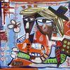 Italien, Portrait, Zeitgenössische kunst, Moderne kunst