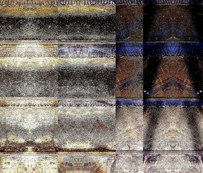 Grau, Bschoeni, Abstrakt, Digitale kunst