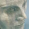 Gesicht, Skulptur, Portrait, Buch