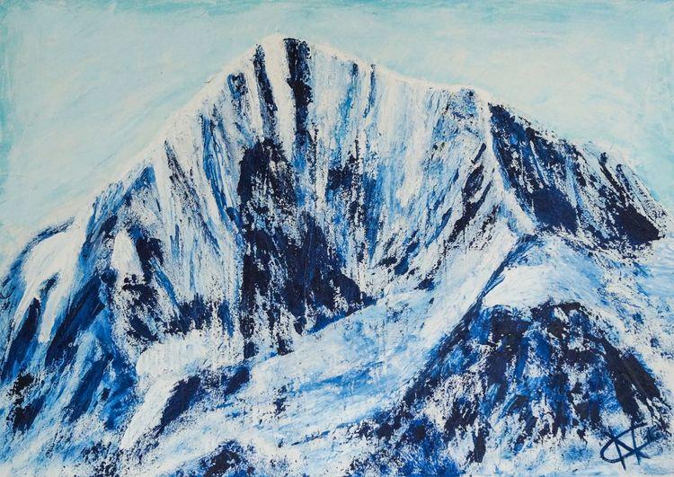Gipfel, Grobe, Wunderschön, Königspitze, Alpen, Natur