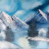 Winter, Kalt, Schnee, Baum
