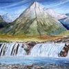 Felsen, Highlands, Einsamkeit, Landschaft