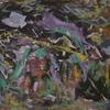 Abstrakte malerei, Abstrakter expressionismus, Wild, Malerei