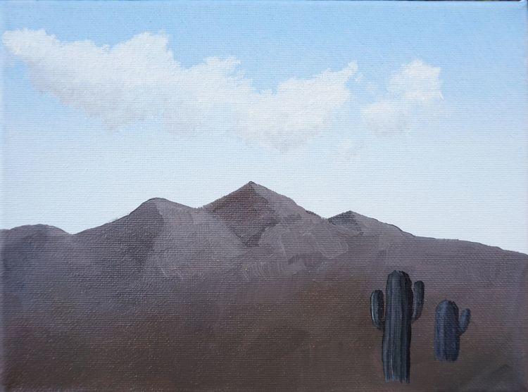 Abstrakt, Kaktus, Mexiko, Schokolade, Surreal, Schwarz