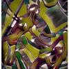 Fantasie, Digital, Farben, Digitale kunst