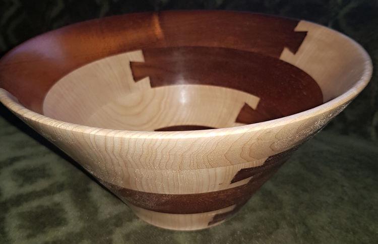 Schmuck, Dekoration, Verbundenheit, Schale, Holzobjekt, Skulptur