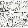 Sketchbook art löchle, Zeichnung, Skizze, Zeichnungen
