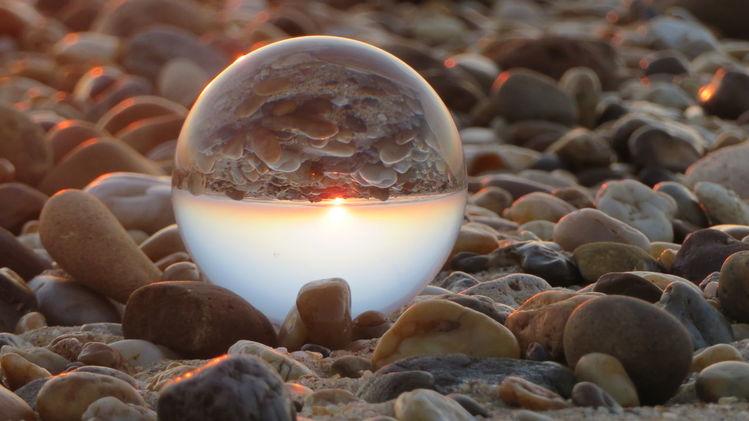 Atlantik, Sonnenuntergang, Wasser sonne, Abend, Meer, Fotografie