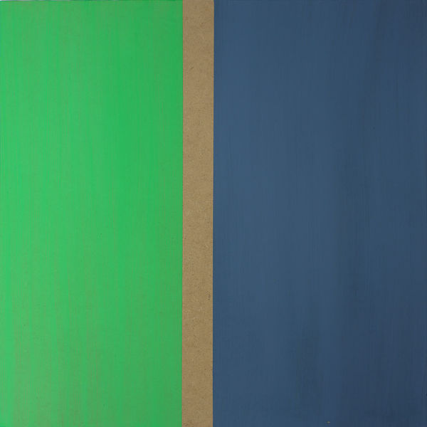 Konkrete kunst, Mannfrau, Abstrakt, Farbfeldmalerei, Österreicherin, Hard edge