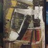 Schwarz, Acrylmalerei, Farben, Malerei modern