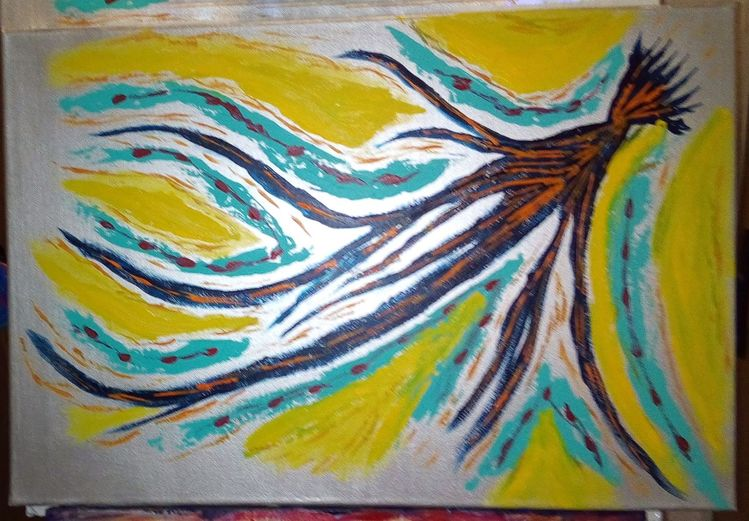 Malerei acrylmalerei, Farben, Malerei,