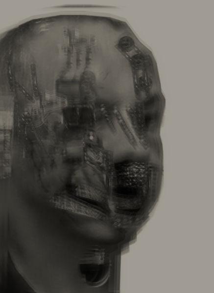 Dystopisch, Portrait, Fiktion, Utopie, Menschen, Wissenschaft