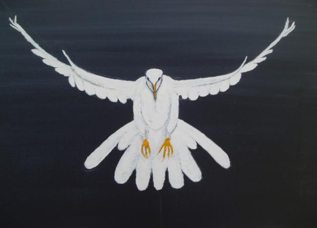 Malerei acryl, Acrylmalerei, Acryl acrylmalerei, Malerei