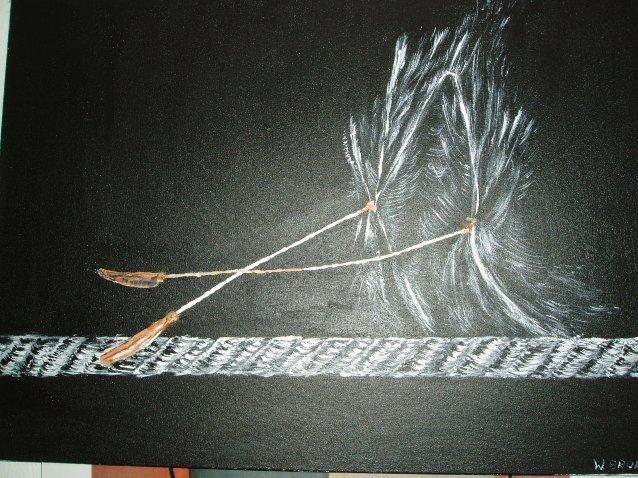Acrylmalerei, Malerei, Tanz,