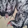 Malerei acryl, Acryl acrylmalerei, Malerei acrylmalerei, Malerei
