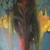 Modern art, Abstrakt, Farben, Malerei