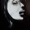 Schwarz, Weiß, Licht, Malerei