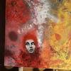 Farben, Abstrakt, Menschen, Malerei