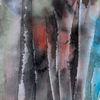 Baum, Wald, Natur, Malerei
