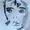 Elvis, Presley, Portrait, Malerei