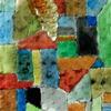 Bunt, Gesicht, Abstrakt, Malerei