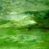 Grün, Grasgrün, Sehr grün, Malerei