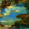 Höhle, Wasser, Gestein, Malerei