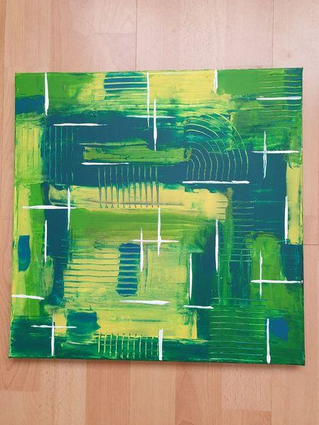 Abstrakt, Modern art, Acrylmalerei, Malerei