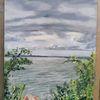 Himmel, Wolken, Wasser, Ostsee