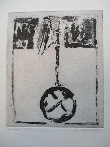 Schwarz, Flügel, Weiß, Figur, Rad, Druckgrafik