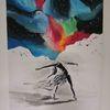 Tanz, Malerei, Acrylmalerei, Farben