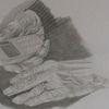 Haltung, Hand, Studie, Finger