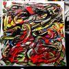 Design, Simone, Malerei, Chaos