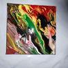 Modern art, Farben, Malerei, Malerei acrylmalerei