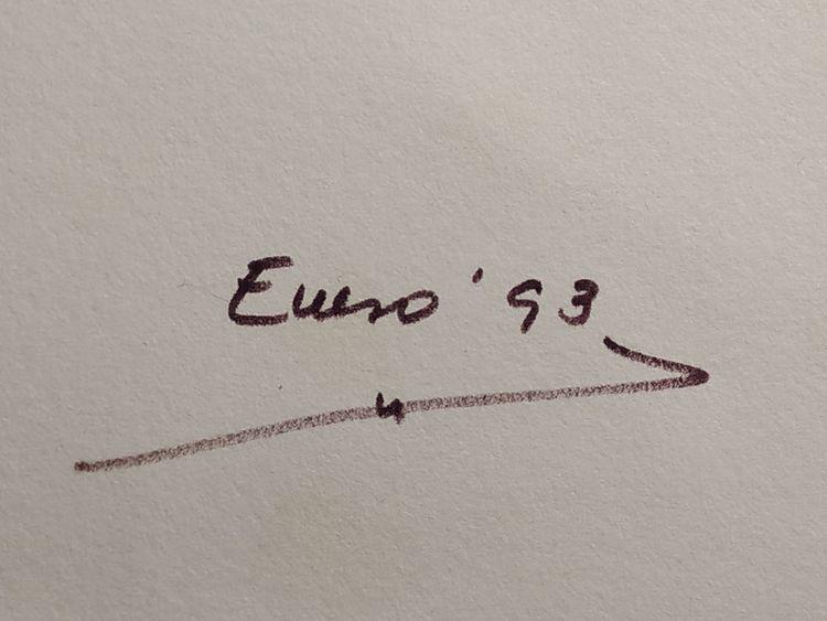 Pinnwand, Datum, Spanisch