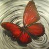 Esszimmer, Aquarellmalerei, Wasser, Druck