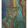 Lord, Neueart, Ölmalerei, Mann
