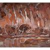 Malerei, Landschaft,