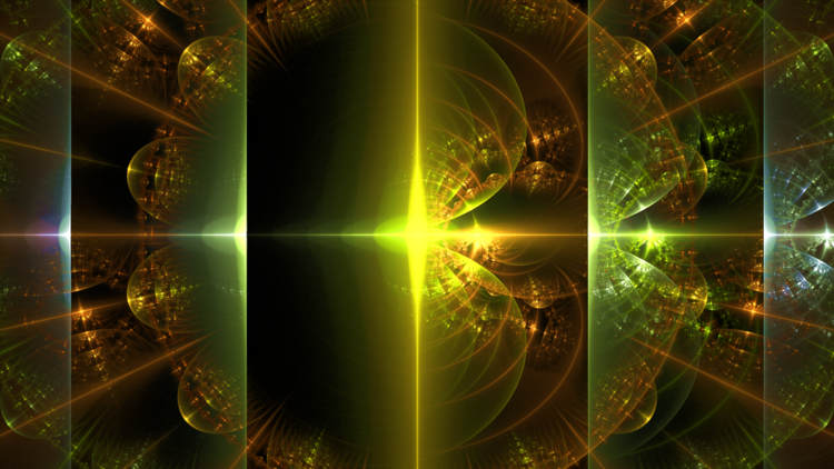Abstrakt, Universum, Digitale kunst