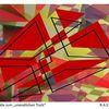 Kubismus, Abstrakt, Quader, Digitale kunst