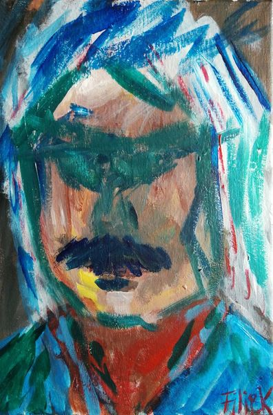 Farben, Malerei, Acrylmalerei