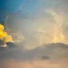 Abendhimmel, Wolken, Blaue stunde, Fotografie